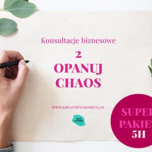 Opanuj Chaos w Głowie (Super Pakiet 5H)